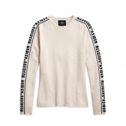 96186-21VW SWEATER BLANC