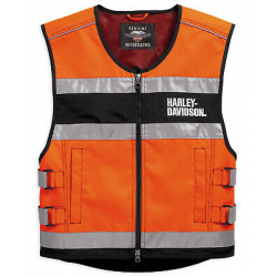 GILET SECURITE ORANGE