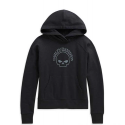 SWEAT HOODIE SKULL WILLIE G.