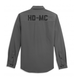 CHEMISE HD-MC LOGO