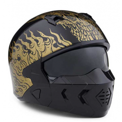 CASQUE GOLDUSA 2 EN 1 X07