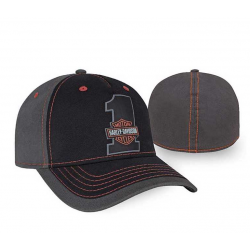 CASQUETTE ONE B&S GRISE